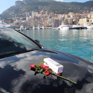 tour romantique de Monaco avec Heli Events Voyages
