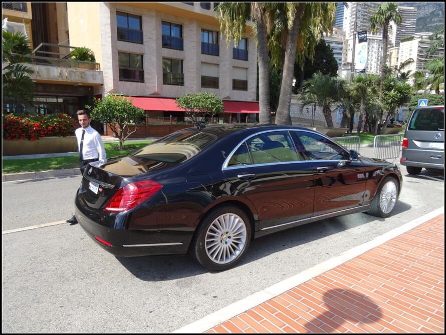 Transfert Limousine- Senior en Vadrouille
